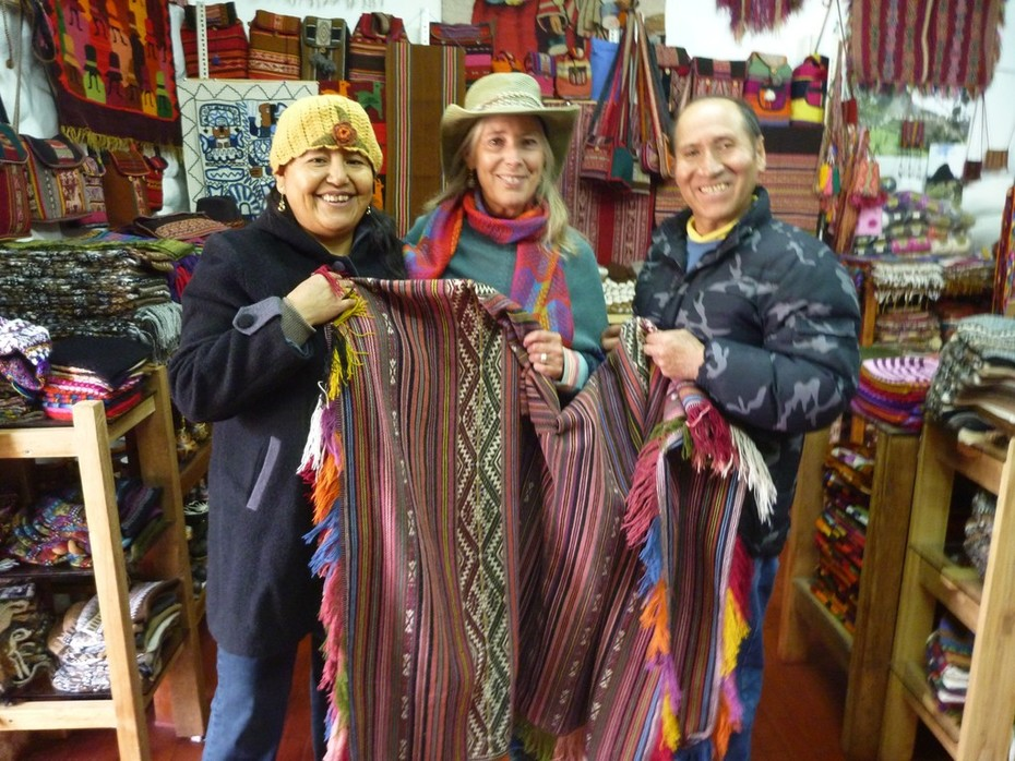 Peru Weaving Words & Women 2016