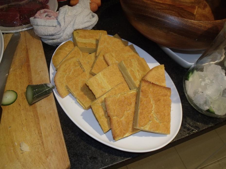 Tuscan Sharing Supper Club: Cecina