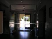 Entrada al casal de la Salle