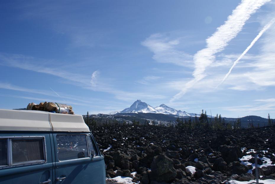 HWY 242 in Oregon