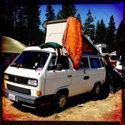 High Sierra Music Festival 2012