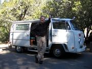 Camping on Mt Diablo 2/2008