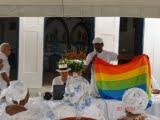 Homenagem aos Negros e Negras LGBTs no YALANDÊ XIRÊ com Babalorixas e Yalorixas