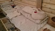 knited crochet wool belokranjska pramenka toncka jankovic slovenia