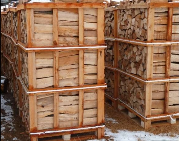 Дрова любых пород древесины