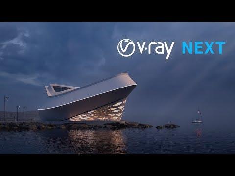 Webinar: V-Ray Next for Rhino