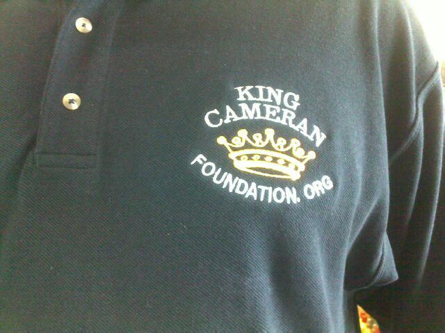 Foundation company Logo on Shirts