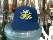New hat for King Cameran!