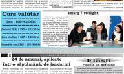 articol aparut in ziarul Mara 9 februarie