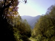 Toamnă în munţi