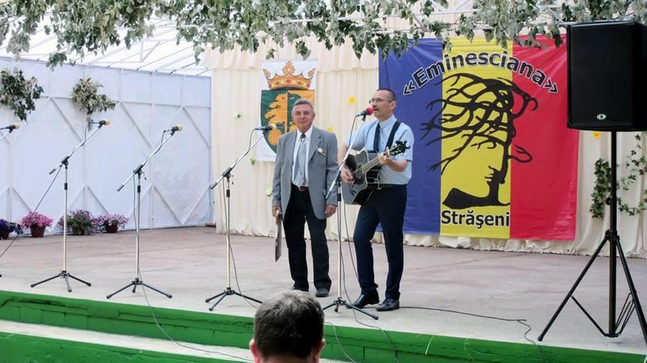 Festivalul International de Muzica si Poezie Eminesciana de la Straseni