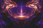 Fogo violeta