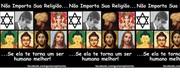 NÃO IMPORTA A SUA RELIGIÃO. ELA TE TORNA UM SER HUMANO MELHOR