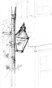 George Hotel Lamp