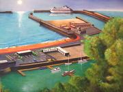 Dover cruise terminal