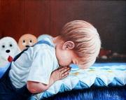 Aaron Praying