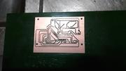 Feito no laser de 100w C02