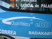 24 Horas de Montmeló. Qualiteasy con el equipo MECMAN