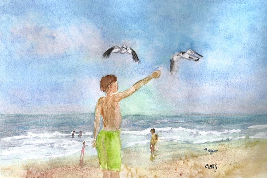 Beach #2   SOLD