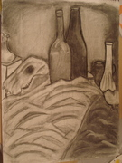 Still LIfe with Softer Fabric