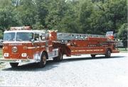 Truck Firefighter