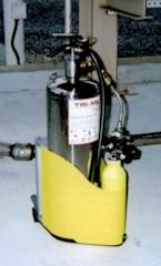 Compressed Air Foam Extinguishment