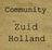Community Zuid - Holland
