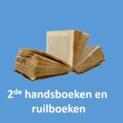 2de hands boeken, ruilboeken en diverse media
