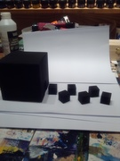 The cubes