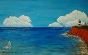 PEI ocean scene