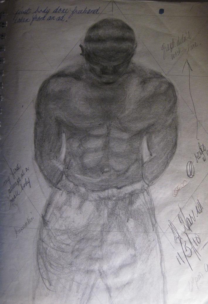 """Muscle Man"""
