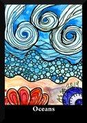Nature Divination Cards - Oceans