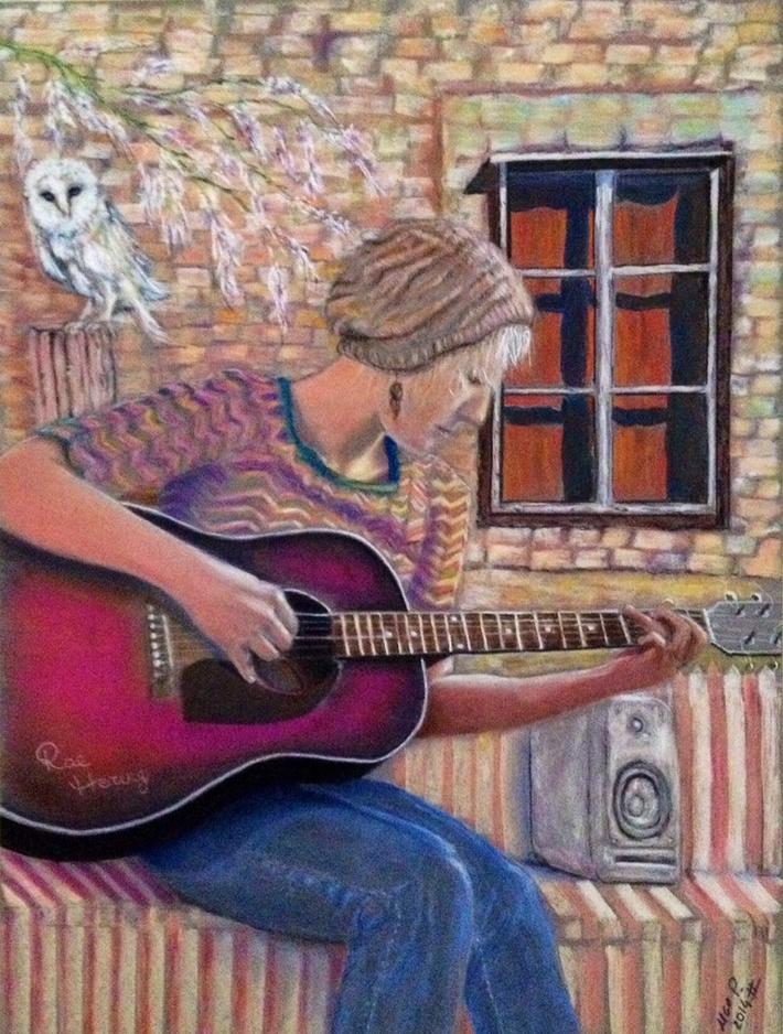 Rae Hering portrait