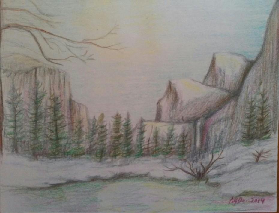 Dream of Yosemite