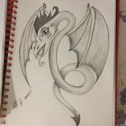 Amphitere dragon