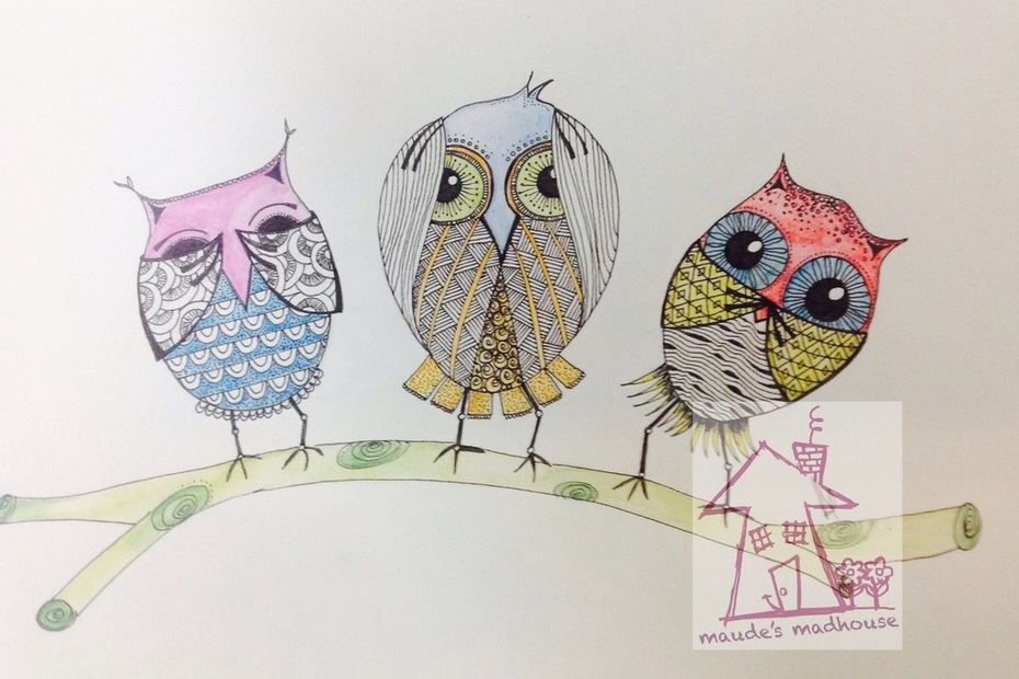 see, hear and speak no 'Owlvil'