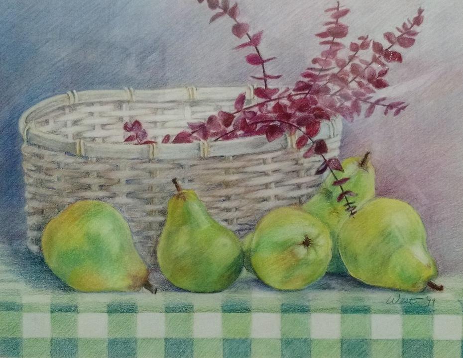 Lazy Pears
