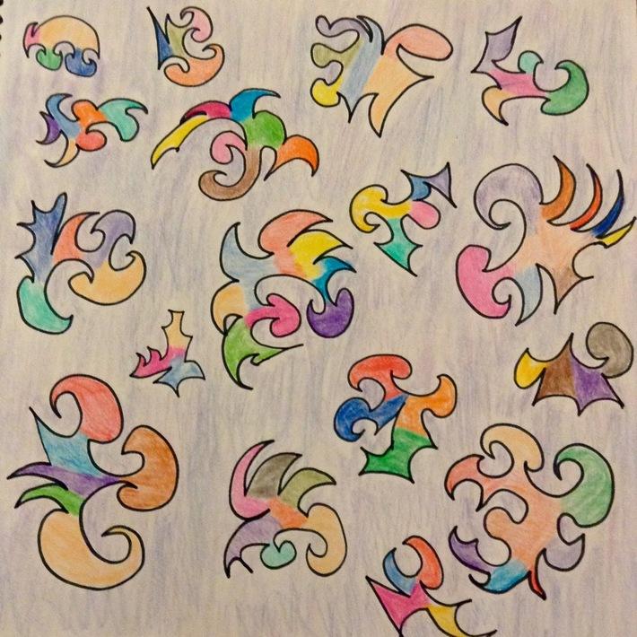 Dancy Doodles