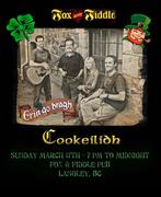 Cookeilidh - St. Patrick's at the Fox & Fiddle