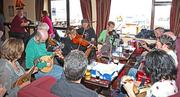 Dusty Banjos Traditional Music Weekend, Cleggan 2013