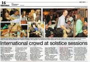 Connemara Journal article, July 2013