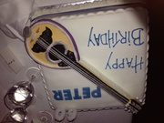 Bouzouki Birthday Cake!