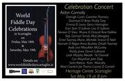 World Fiddle Day Concert at Scartaglin