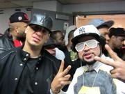 Kid Capri & Funny Rapper Guy