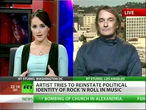 US music losing political backbone