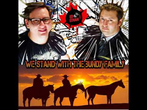 Sheriff Richard Mack Interview - Nevada rancher Cliven Bundy and the BLM -  Ed & Ethan Show