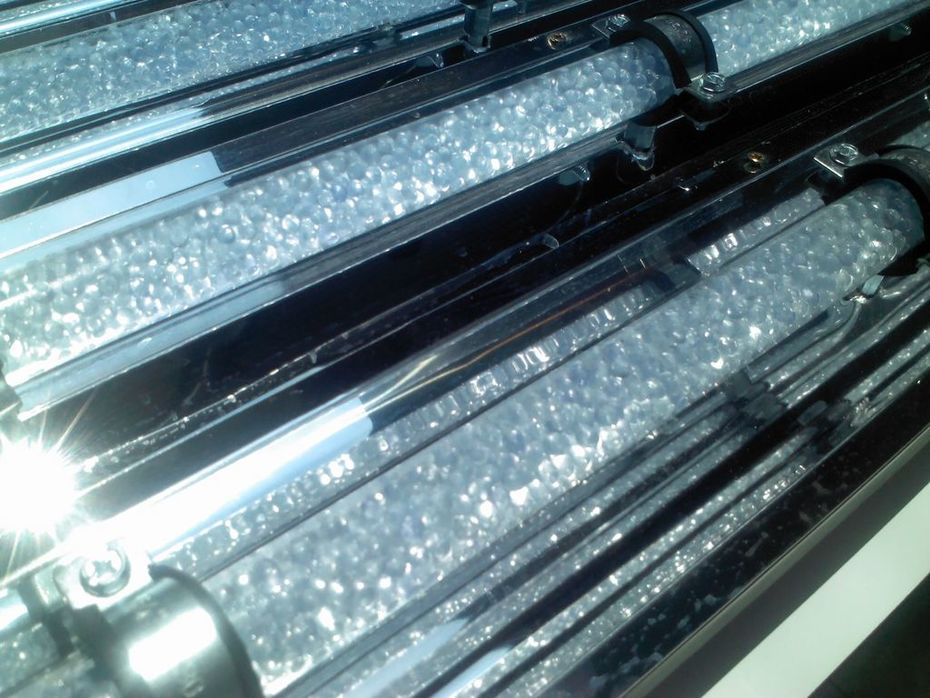 SUNPHOTOCAT: Sistema de depuración solar de aguas por Fotocatalisis