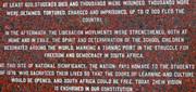 June 16 Memorial plaque 2