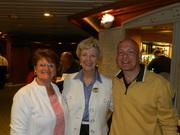 With Jeff & Kathy Thompson