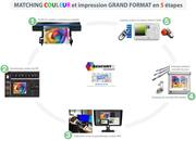 MATCHING COULEUR GRAND FORMAT RENFORT 3